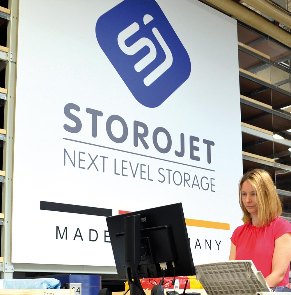 STOROJET - Next Level Storage